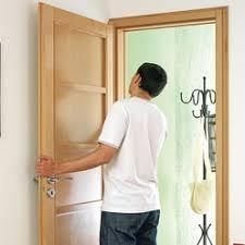 comment poser une porte de chambre poser une porte en renovation notice de pose d un bloc theuma