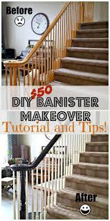 Restaining Banister Rail Best 25 Oak Banister Ideas On Pinterest Black Banister Gel