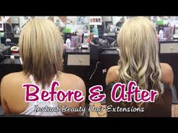 hair extensions for short hair before and after best before after hair extensions portfolio 2014 instant