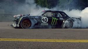 hoonigan drift cars ken block drifts pikes peak in his hoonicorn v2 u2013 engine swap depot