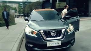 nissan kicks 2016 nissan kicks 2016 comercial de lançamento no brasil youtube