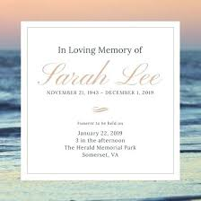 funeral service announcement wording luxury anniversary invitation templates or template staff