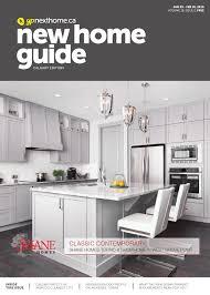 Home And Design Show Calgary 2016 calgary new home guide jan 29 2016 by nexthome issuu