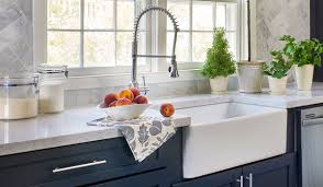 bhg kitchen design fall in love with these farmhouse kitchen sinks we did bhg