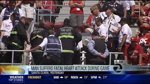 dies following attack during 49ers at levi s