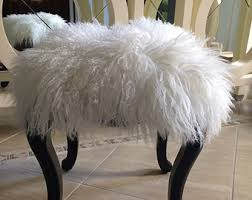 fur stool jojo herda diy faux fur stool tutorial loen copper