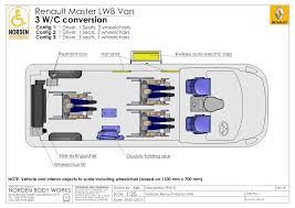 renault master wheelchair conversion request a free quote today