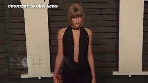 albuns of beauty 1962 taylor swift oscars 2016 sexy plunging black celebrity prom dress