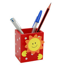online buy wholesale wood pencil holder from china wood pencil