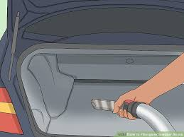 how to mold a fiberglass part page 1 of 1 how to fiberglass speaker boxes with pictures wikihow
