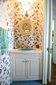Design On A Dime Bathroom by How To Paint A Sink