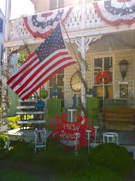 Porch Flags A Trip To St Michaels Maryland A Homemade Living