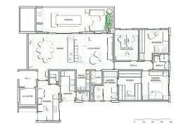 house plans with apartment attached apartments house plan with in suite u shaped house