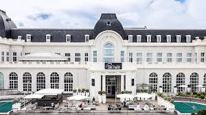 Winkelk He Planen Luxushotel Trouville Sur Mer U2013 Cures Marines Trouville Hotel