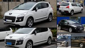 peugeot 3008 2012 peugeot 3008 all years and modifications with reviews msrp