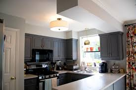 Flush Ceiling Lights For Kitchens Kitchen Ceiling Lights Ideas For Kitchen That Feature Low Ceiling