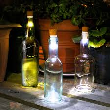 diy wine bottle lights a unique way to upcycle empty wine