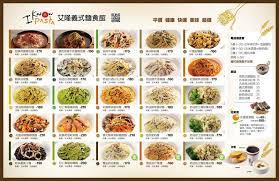 cuisines ik饌 艾隆義式麵食館 微風廣場b1 微風美饌 gourmet