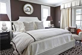 chambre chocolat et blanc chambre marron et blanc deco chambre chambres marron