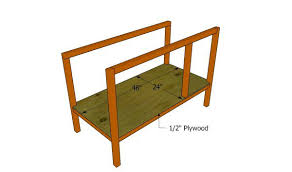 Build Your Own Rabbit Hutch Plans Outdoor Rabbit Hutch Plans Myoutdoorplans Free Woodworking