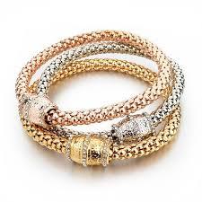 bangle bracelet color gold plated images Longway 2017 wedding gold color bracelets bangles bracelet for jpg