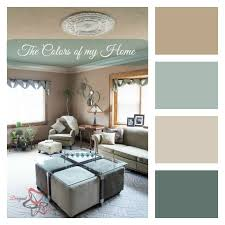 the colors of my home designed decor