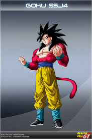 dragon ball gt goku ssj4 os dbcproject deviantart
