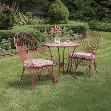 Mosaic Table L Garden Oasis L Bs299sst 1 Wrought Iron Bistro Set With Mosaic