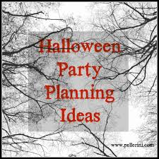 halloween party planner halloween party time pellerini