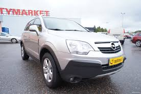 opel antara enjoy 2 4 103kw awd 4x4 2007 used vehicle nettiauto