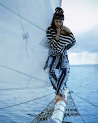 the best nautical style in vogue vogue