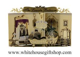 rooms of the white house collection the lincoln bedroom from the