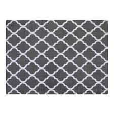 Black Grey And White Area Rugs Gray White Area Rug Square Grey White Woven Parallelogram