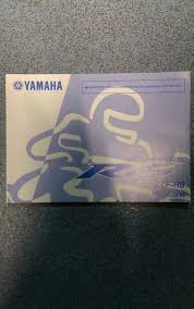 yamaha r6 owners manual u2022 9 99 picclick uk