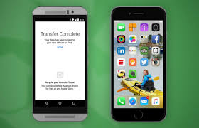 apple to android transfer how to transfer your data from an iphone to an android device