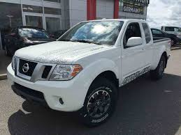 nissan frontier pro 4x 2017 used nissan frontier 4wd king cab pro 4x king cab le seul 2016