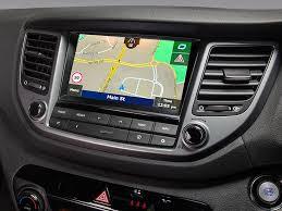 hyundai tucson navigation touch screen multimedia system with satellite navigation hyundai