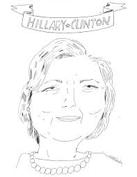 color your bossbabes happy birthday hillary clinton workman