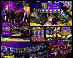 mardis gras party ideas mardi gras invitations