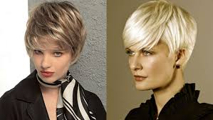 13 cute short hairstyles with bangs youtube