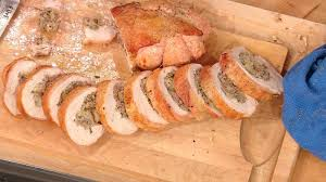 mario batali s oven roasted turkey breast porchetta style