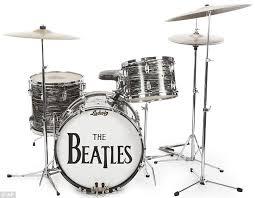 black friday drum set ringo starr u0027s beatles drum kit sells for 2 2m to colts owner jim