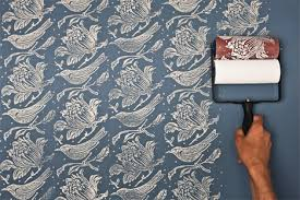 Paint Wallpaper Pattern