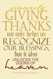 Thanksgiving Quotes Lds Thanksgiving Quotes On Give Thanks Thanksgiving And