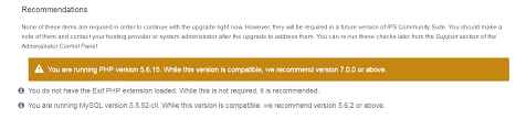 503 Service Temporary Unavailable by Ips Community Suite 4 1 18 Available Product Updates Invision
