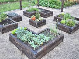 small backyard vegetable garden design ideas picture with