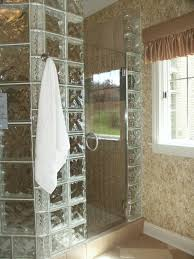 Glass Block Designs For Bathrooms by Shower Doors Glass Station