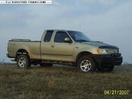 2000 ford f150 4x4 2000 ford f150 4x4 gold digger