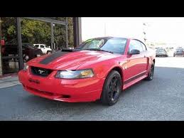 2004 mustang gt specs 2004 ford mustang mach 1 40th anniversary start up exhaust in