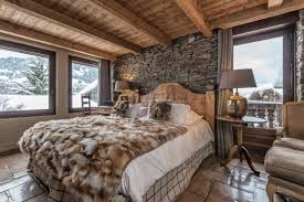 chambre à la ferme les fermes de hotel et spa de luxe à megeve